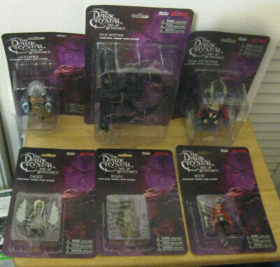 Funko 6 Action Figure Aughra Hunter Rian Deet Hup Dark Crystal Age of Resistance