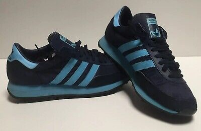 Vintage 1983 Adidas Zebra sneakers made in France. New! Ultra Rare.