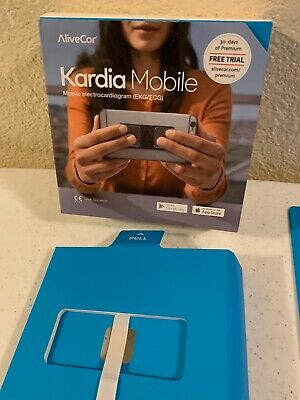 Alivecor Kardia Mobile Mobile Single Lead Ekg