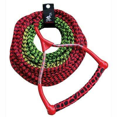Airhead Performance Adjustable Wakeboard Water Ski Boat Tow Rope AHSR-3