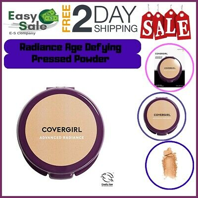 Ess Radiance Age Defying Pressed Powder Face Natural Beige Absorbing Oils 39 oz