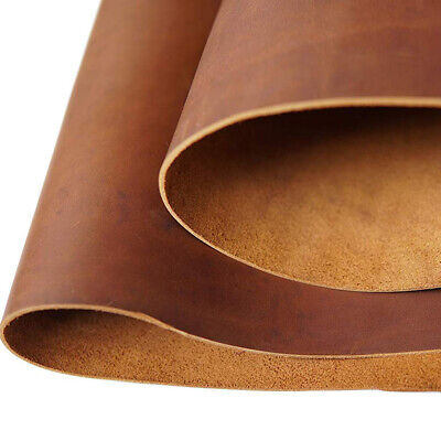 Full Grain Cowhide Tooling Leather Square for Moulding Holster ArmorCrafts/Hobby