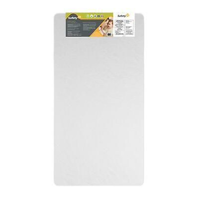 """Sweet Dreams 5"""" Crib and Toddler Mattress Thermo-Bonded Core"""