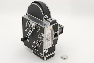 【EXC 】BOLEX H16 M5 16mm Movie Camera Swiss Made From Japan 1236