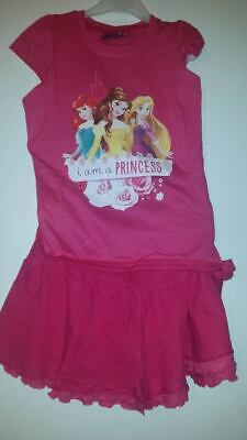 princess 2 piece outfit girls 4 years of age d,pink