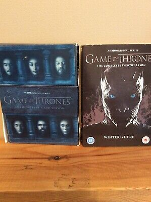 Game Of Thrones Season 6 And 7