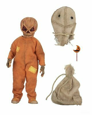 "NECA Trick R Treat Sam 8"" Scale Clothed Action Figure Collection NEW & OFFICIAL"