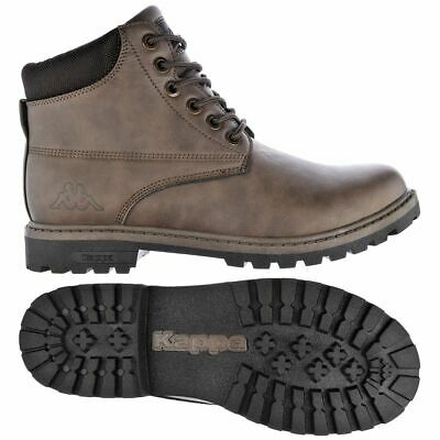 Kappa ANKLE BOOTS Man Woman LOGO TENNESEE 2 Walking lifestyle LACED