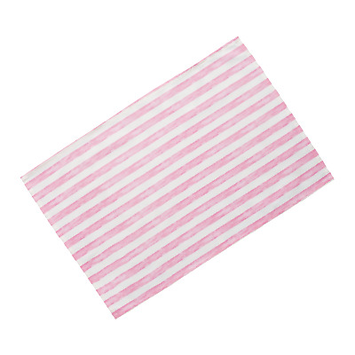 Blue /& White 100/% Cotton Belle Alice Stripes Tea Towel Made in the UK