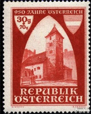 Austria 790 (complete issue) unmounted mint / never hinged 1946 950 years Austri