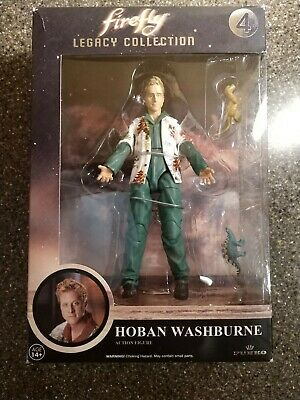 Funko Firefly Legacy Collection Hoban Washburne Action Figure New Free Shipping