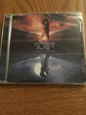 The Script Sunsets and Full Moons CD New and sealed