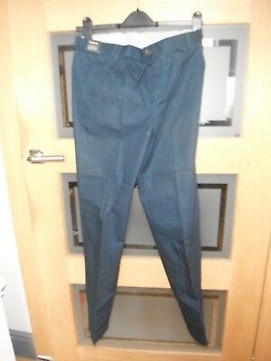 """NWT M&S Autograph Trousers Age 13-14 - Waist 28 3/4"""" Height 64 1/2""""."""