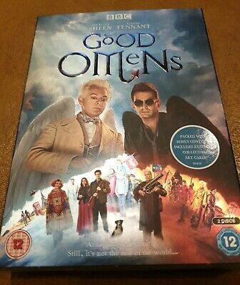 Good Omens [DVD]  Includes Art Cards