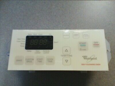 6610399 Whirlpool Range Oven Stove Electronic Control Board Bisque Almond