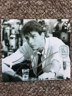 Tom Cruise (Cocktail) Hand Signed Original Autograph Photo *OFFERS WELCOME*