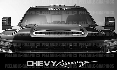 SVT RACING N730 FORD WINDSHIELD DECAL LETTERS