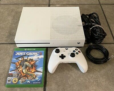 Microsoft  Xbox One S 1681 500GB Gaming Console