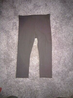 Black Leggings Girls Size 6