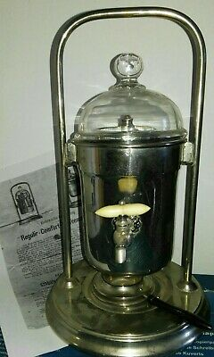 KuK  Perkolator Kaffeemaschine um 1900 Coffee Maker Percolator  Wiener Kanne