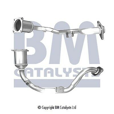 PEUGEOT 207 1.6 Catalytic Converter Type Approved 06 to 11 BM 1731GE 1731HS New