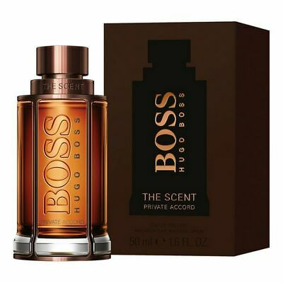 S0563134 245157 Parfum Homme The Scent Private Accord Hugo Boss EDT (50 ml)