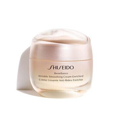 S0566574 246375 Crème hydratante anti-âge Benefiance Wrinkle Smoothing Shiseido