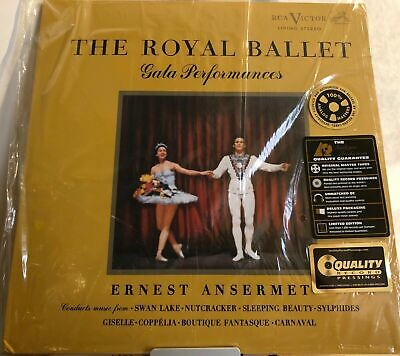 The Royal Ballet: Gala Performances 2 LP Vinyl, Analogue Productions