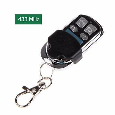 433Mhz RF Wireless Remote Control Transmitter Channels 4 for Garage Gate Door