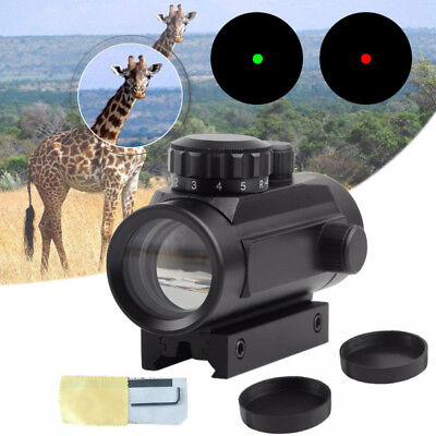 QUALITY Tactical Holographic Sight Red Dot Sight Scope 1x40mm Cross Riflescope