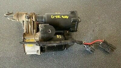 Genuine Land Rover Discovery 3 2005 -2009 Air Suspension Compressor Pump Hitachi