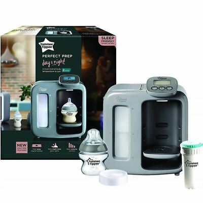 Tommee Tippee Perfect Prep Day & Night - Grey Machine