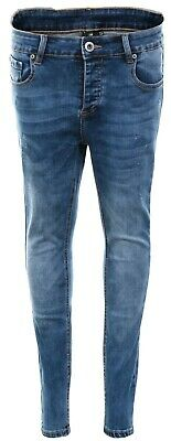 Kings Will Dream Junior Domer Skinny Stretch Jeans-Mid Wash