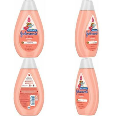 Johnson's Baby Curl-Defining Tear-Free Kids' Shampoo with Shea Butter, 13.6 fl.