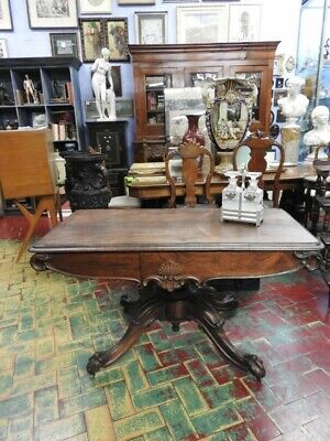 Wonderful Console Table Mahogany London Period Victorian from '800
