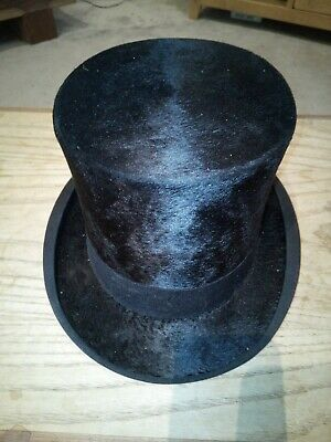 Vintage top hat in original box