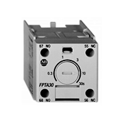 On Delay Pneumatic Timer 100-FPTA30