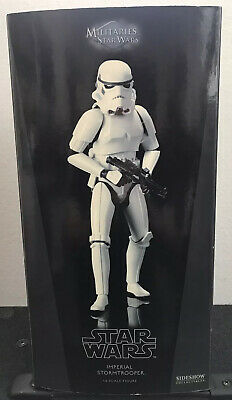 Star Wars Imperial Stormtrooper Sideshow Collectibles Militaries of Star Wars