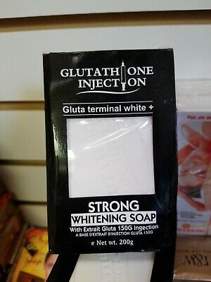 Glutathione Strong Whitening Soap