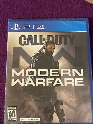 Call of Duty: Modern Warfare (Sony PlayStation 4) PS4 BRAND NEW. SEALED