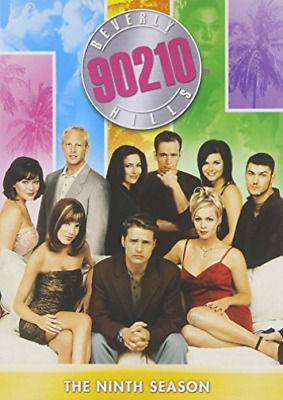 Beverly Hills,90210-Beverly Hills 90210:Ninth Season Dvd New