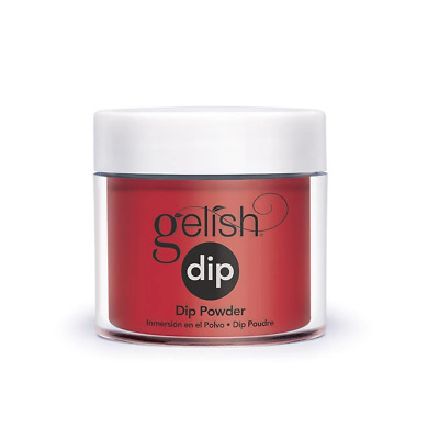 Gelish Dip SNS Dipping Powder Classic Red Lips 23g Nail System