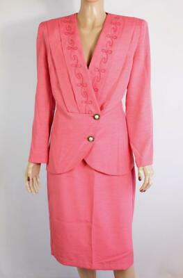 Ladies Sz 12 'Mother of the Bride' / Occasions 2Pc Skirt Suit