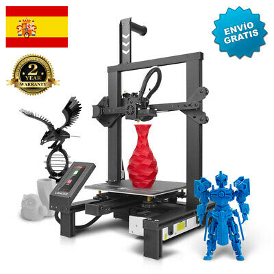 Longer LK4 Pro Impresora 3D Desktop Printer DIY Kit 220x220x250mm Alta Precisión