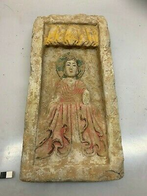 Northern Wei Dynasty Brick From A Shrine / Temple