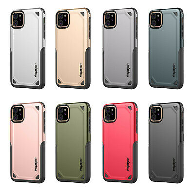 Spigen For Apple iPhone 11 [Hybrid Armor] Case TPU Cover Bumper Slim Shockproof