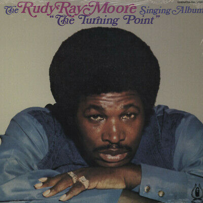 Rudy Ray Moore - The Turning Point (Vinyl LP - 1975 - US - Reissue)