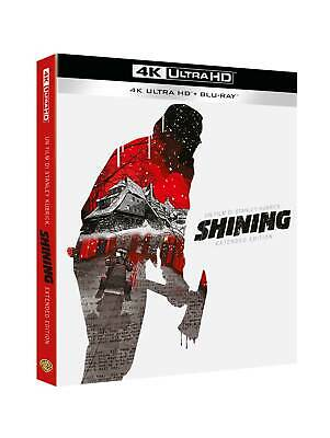 Shining (Extended Edition) (4K Ultra Hd + Blu-Ray) WARNER HOME VIDEO