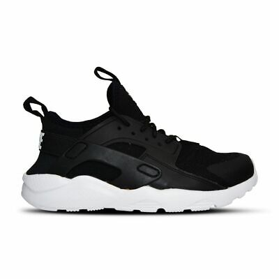 Kids Nike Huarache Run Ultra (PS) - 859593 020 - Black White