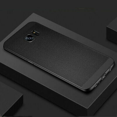 Ultra Thin Hybrid Shockproof Hard Case Cover For Samsung Galaxy S6 S7 S9 S8 Plus